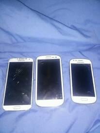 Samsung s4 big,s3 big and s3 mini
