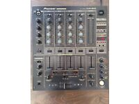 Pioneer DJM 600 Mixer - Can Post with UPS, and accept PayPal