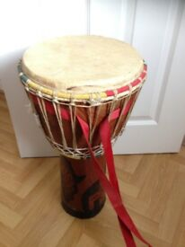African Djembe Drum - £70.00 ono
