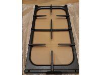 Full set of 3 genuine Rangemaster cast iron pan supports. Brand new. RRP £220