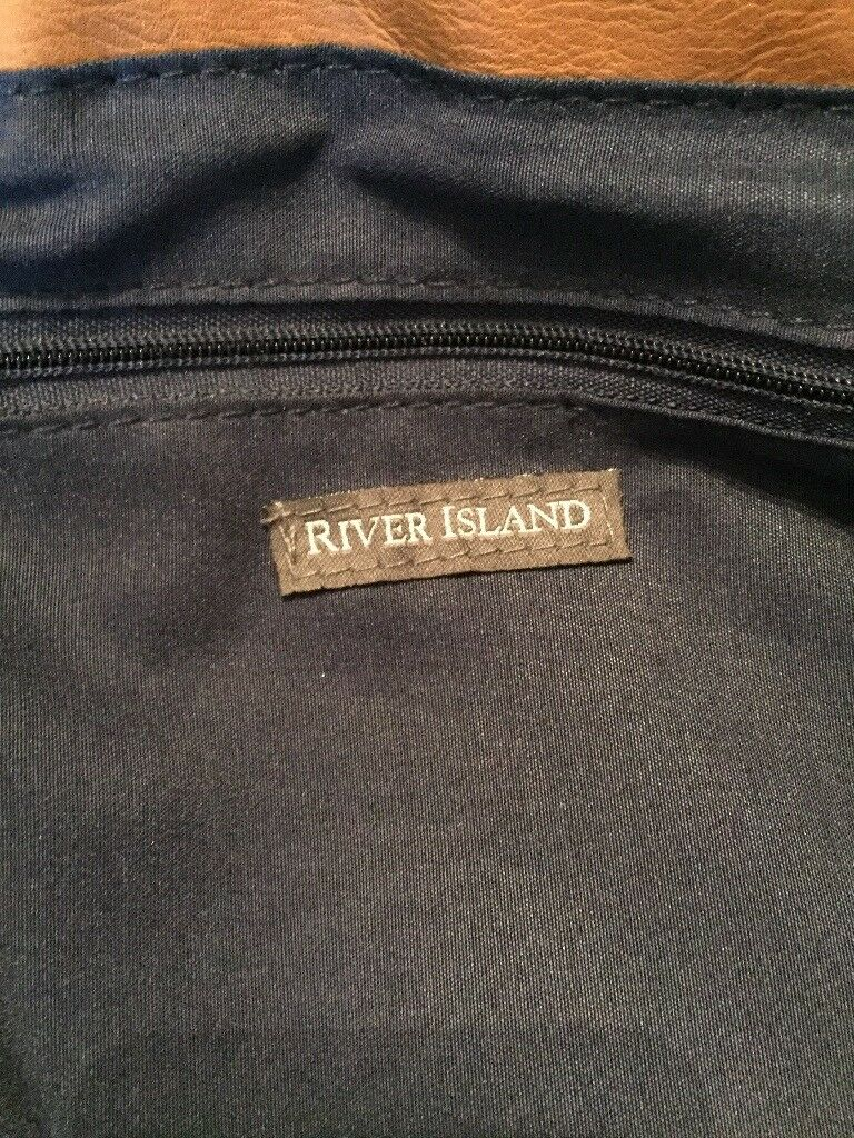 River Island Bag and Little Brown Bag