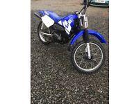 Yamaha RT100 Motorcycle...great wee bike for teenagers !