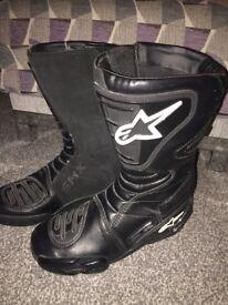 Alpine stars smx-4 boots