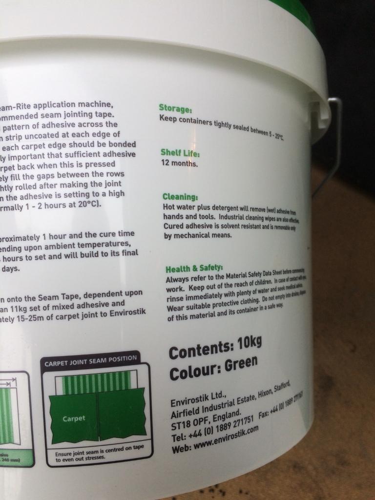 Artificial grass glue joblot