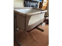 Brand new baby Chicco crib/co sleeper
