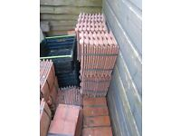 600 (approx.) Redland Roof Tiles - NEW