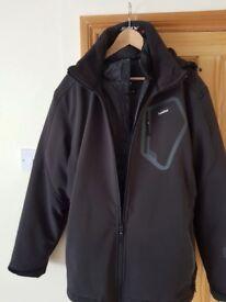 XXLWedze SRX 800 ski jacket.