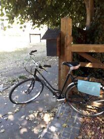 Vintage Gazelle Impala Dutch Loop Bike