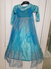 Disney Frozen and Pirate dress up outfits, nativity cow outfit