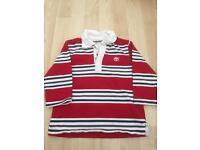 Boys Timberland polo shirt / top Age 2