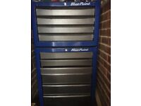 Blue point snap on roll cab and top box Castleford West Yorkshire