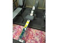 Delta Airmaster Rowing Machine