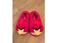 Next Angry Bird Slippers Size 2