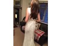 Wedding dress.. with tags as new