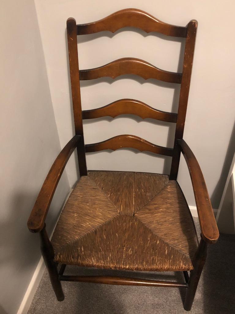 Retro Wooden Vintage Chair In Halifax West Yorkshire Gumtree