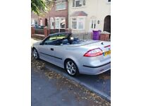 2005 Saab 93 Vector Sport Convertible 1.8T 150BHP - 2 Women owners - 12 month MOT ***Bargain!