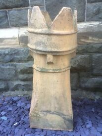 Reclaimed King Style Chimney Pot
