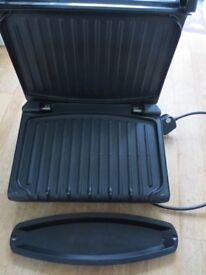 George Foreman Grill hardly used