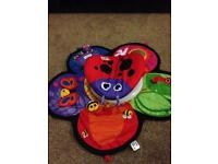 Lamaze Spin and Explore Tummy time aid