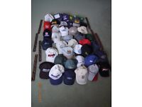 40 Baseball caps