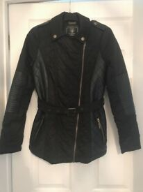 Lipsy ..size 10 ..ladies .. black jacket.