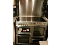 Leasure cuisine master 100 electric cooker ex condition selling due to buying gas cooker 1000 width