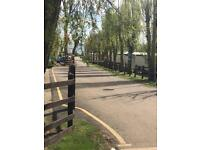 Holiday Let In Kent Two Bed Static Caravan