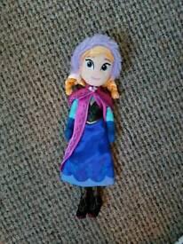 Frozen Anna soft toy 11 inch