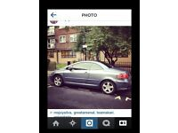Peugeot cabriolet 54 plate 34k mileage for £2500 Ono SE London metallic blue/grey