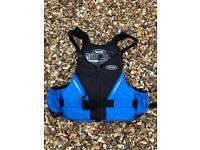 Canoe paddles and buoyancy aids