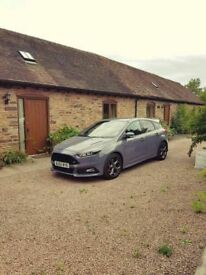 Stealth Grey Ford Focus ST - Low Mileage