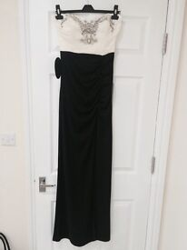 Lipsy maxi dress size 6 BRAND NEW WITH TAGS