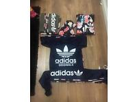Women 3 stripe Tracksuits wholesale available