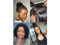 Afro-Caribbean Hairdresser/Hair braider needed in cardiff