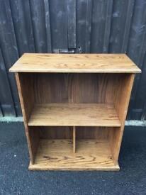 Solid Bookcase ( Can Deliver )