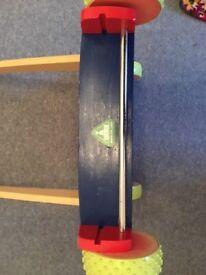 ELC wooden walker