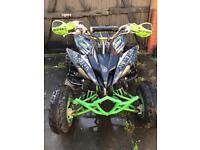 Raptor 250. £2000