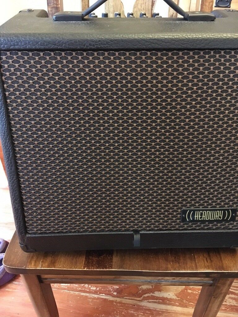 Headway Shire King Acoustic Guitar Amplifier Sale Or Trade In