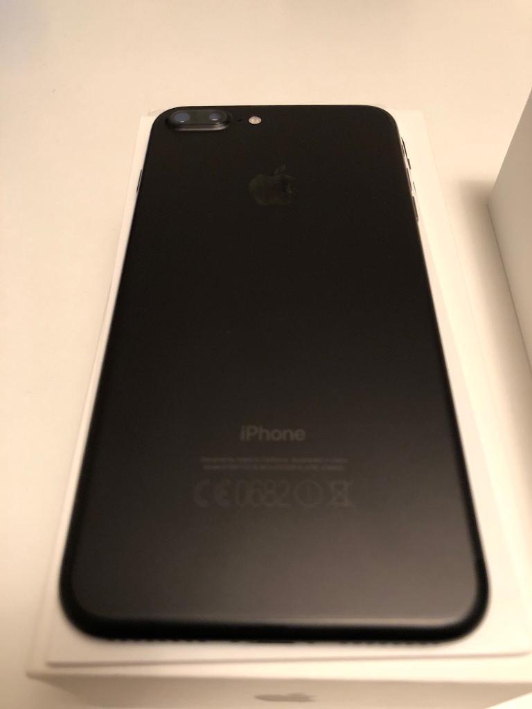 iPhone 7 Plus 128Gb, Black