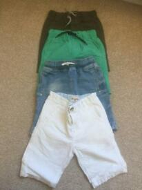 BOYS SHORTS AGED 6 NEXT / ZARA IN EXCELLENT CONDITION
