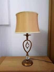 TK Maxx Copper Lamp