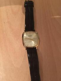 Rotary Gold Men's Watch