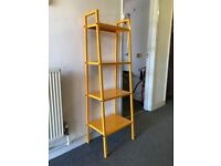 Cherry Tree Furniture 4 Tier Shelving Unit Display Stand Ladder Shelf Bookcase