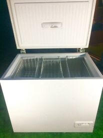 LARGE ZANUSSI CHEST FREEZER FREE DELIVERY