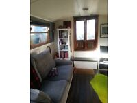 Cosy Widebeam 2Bed Houseboat for SALE - London E14 (URGENT)