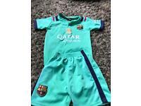 Boys Barcelona kit