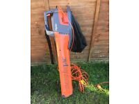 Flymo garden vac used works really well. Pick up Basingstoke