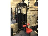 Lat Pulldown (commercial)