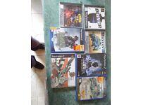 PlayStation 2 & 1 games