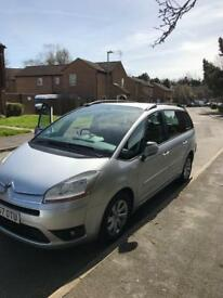 Citroen grand c4 picasso 7seater